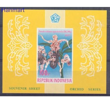 Znaczek Indonezja 1977 Mi bl 24B Czyste **