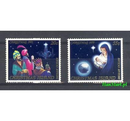 Wyspa Bożego Narodzenia 1979 Mi 120-121 Czyste **