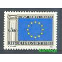 Austria 1969 Mi 1292 Czyste **