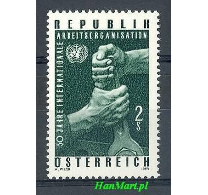Znaczek Austria 1969 Mi 1305 Czyste **