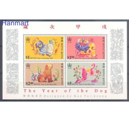 Znaczek Hong Kong 1994 Mi bl 30 Czyste **