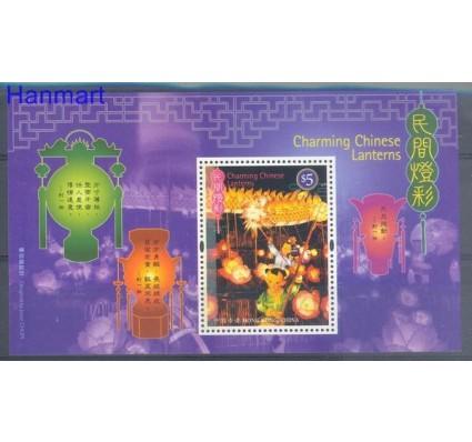Znaczek Hong Kong 2006 Mi bl 159 Czyste **