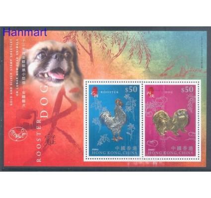 Znaczek Hong Kong 2006 Mi bl 158 Czyste **