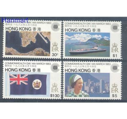 Znaczek Hong Kong 1983 Mi 411-414 Czyste **