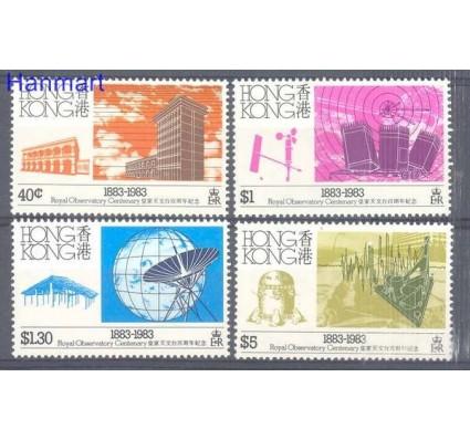 Znaczek Hong Kong 1983 Mi 419-422 Czyste **