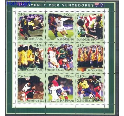 Znaczek Gwinea Bissau 2001 Mi 1306-1314 Czyste **