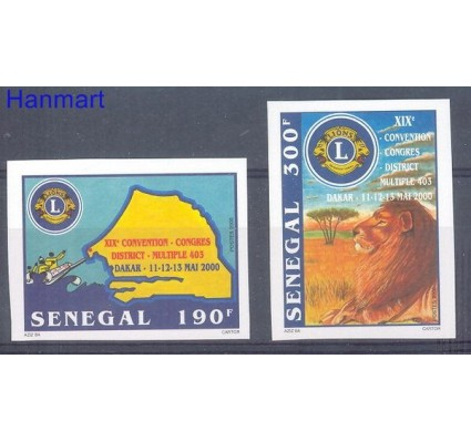 Znaczek Senegal 2001 Czyste **