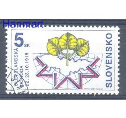 Znaczek Słowacja 1995 Mi 240 Stemplowane
