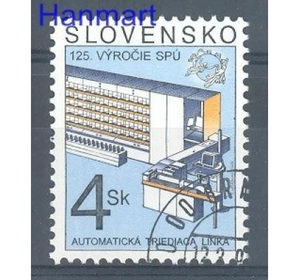 Znaczek Słowacja 1999 Mi 336 Stemplowane