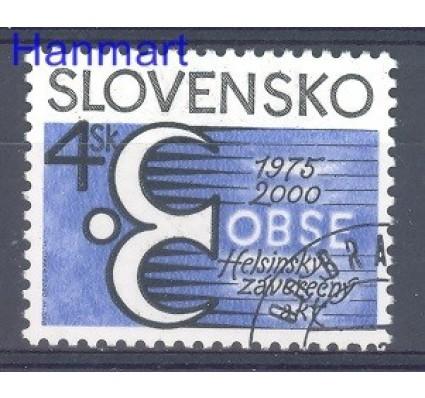 Znaczek Słowacja 2000 Mi 374 Stemplowane