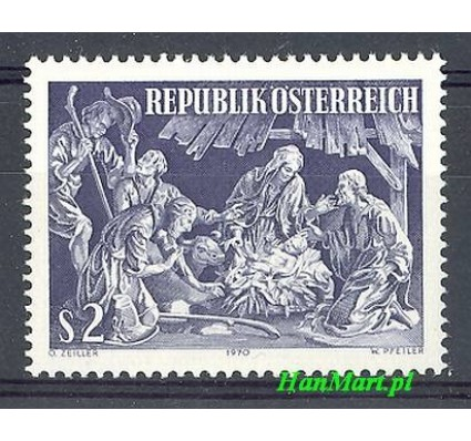 Znaczek Austria 1970 Mi 1349 Czyste **