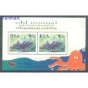 Republika Południowej Afryki 1997 Mi bl 57 Czyste **