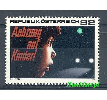 Znaczek Austria 1971 Mi 1354 Czyste **