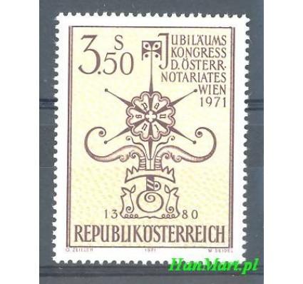 Znaczek Austria 1971 Mi 1359 Czyste **
