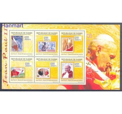 Znaczek Gwinea 2009 Mi 7128-7133 Czyste **