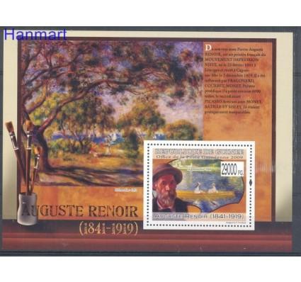 Znaczek Gwinea 2009 Mi bl 1748 Czyste **