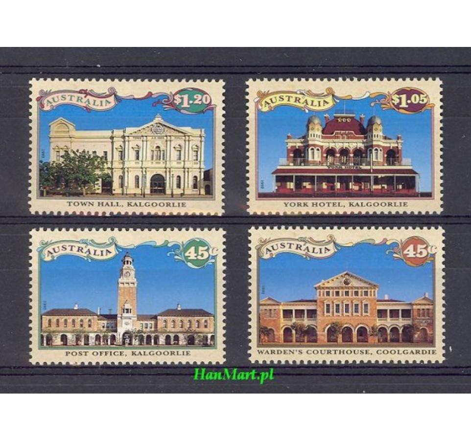 Australia 1992 Mi 1320-1323 Czyste **