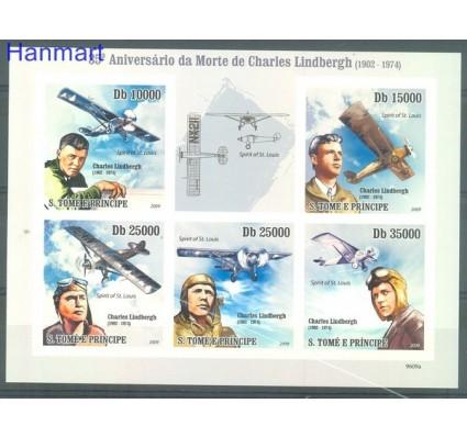 Znaczek Wyspy Św. Tomasza i Książęca 2009 Czyste **