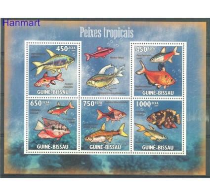 Znaczek Gwinea Bissau 2009 Mi 4468-4472 Czyste **