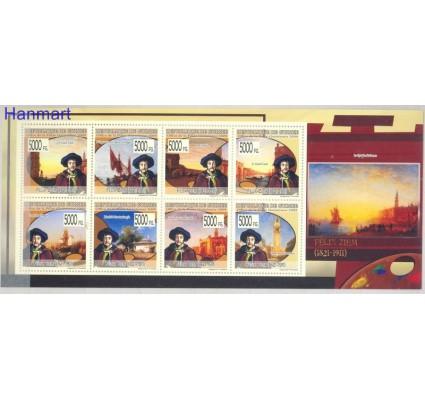 Znaczek Gwinea 2009 Mi 6967-6974 Czyste **