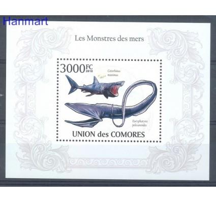 Znaczek Komory 2010 Mi bl 574 Czyste **