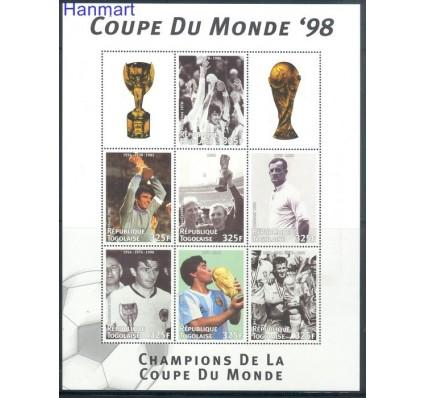 Znaczek Togo 1998 Mi 2795-2805 Czyste **