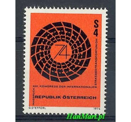Znaczek Austria 1974 Mi 1453 Czyste **