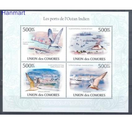 Znaczek Komory 2010 Mi 2701-2704 Czyste **