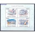 Komory 2010 Mi 2701-2704 Czyste **