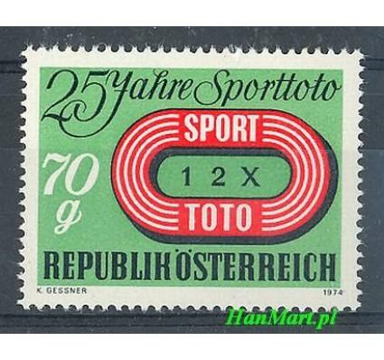 Znaczek Austria 1974 Mi 1468 Czyste **