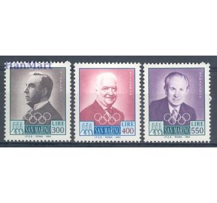 Znaczek San Marino 1984 Mi 1291-1293 Czyste **