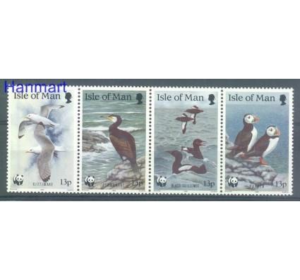Znaczek Wyspa Man 1989 Mi 408-411 Czyste **