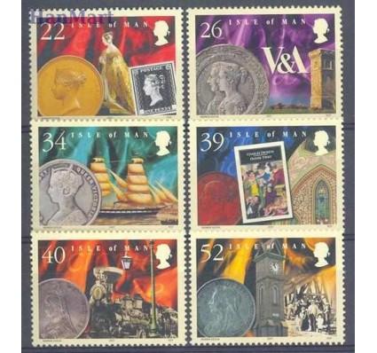 Wyspa Man 2001 Mi 900-905 Czyste **