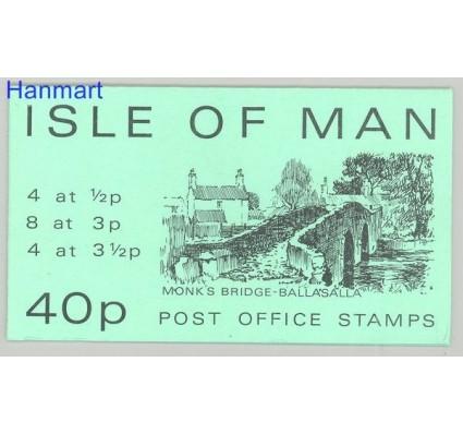 Znaczek Wyspa Man 1974 Mi mh O-6A Czyste **