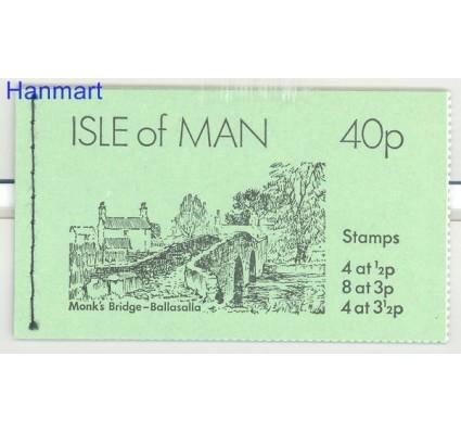 Znaczek Wyspa Man 1974 Mi mh O-6B Czyste **