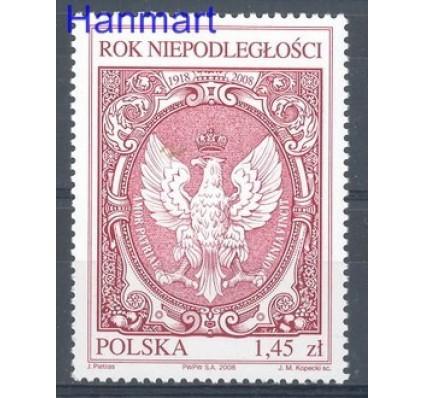 Znaczek Polska 2008 Mi 4400 Fi 4250 Czyste **