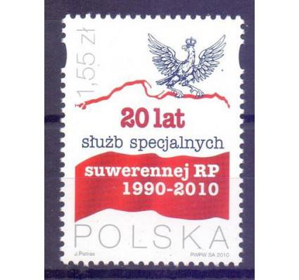 Znaczek Polska 2010 Mi 4480 Fi 4330 Czyste **