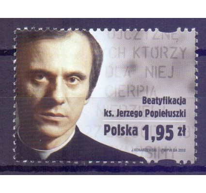 Znaczek Polska 2010 Mi 4486 Fi 4336 Czyste **