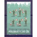 Polska 2010 Mi 4490 Fi 4340 Czyste **