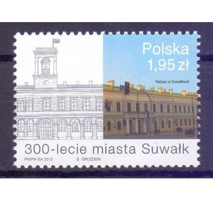 Znaczek Polska 2012 Mi 4558 Fi 4408 Czyste **