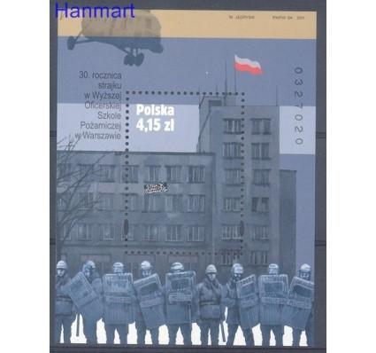 Znaczek Polska 2011 Mi bl 202 Fi bl 234 Czyste **