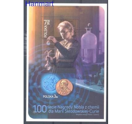Znaczek Polska 2011 Mi bl 201 Fi bl 233 Czyste **
