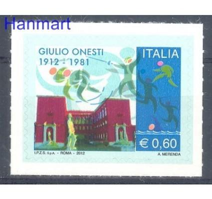 Znaczek Włochy 2012 Mi 3503 Czyste **