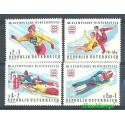 Austria 1975 Mi 1499-1502 Czyste **