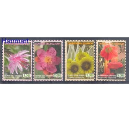 Znaczek Ekwador 2012 Mi 3367-3370 Czyste **