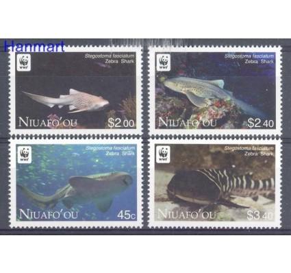 Znaczek Niuafo'ou 2012 Mi 441-444 Czyste **