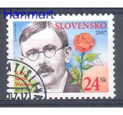 Znaczek Słowacja 2007 Mi 567 Stemplowane