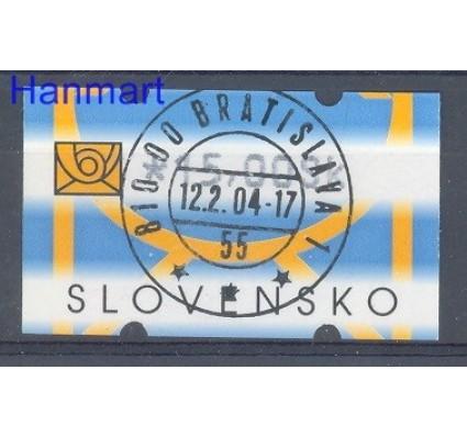 Znaczek Słowacja 2002 Stemplowane