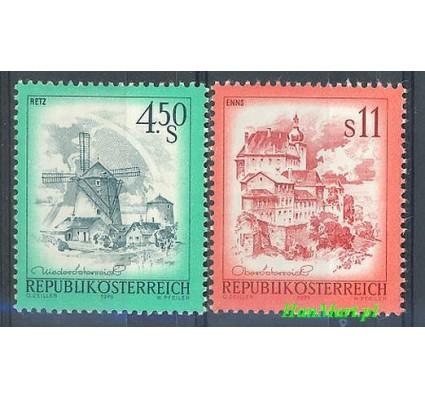 Znaczek Austria 1976 Mi 1519-1520 Czyste **