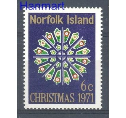 Znaczek Norfolk 1971 Mi 128 Czyste **